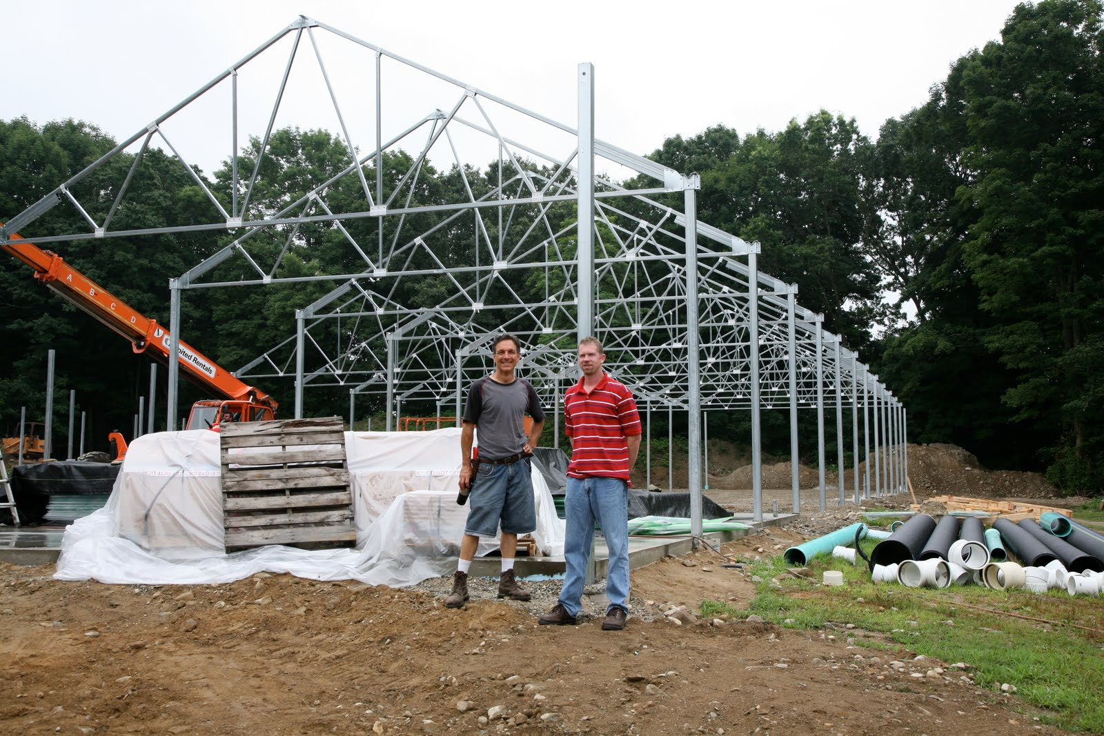 byron and john wells from rimol greenhouses - Rimol Greenhouse Of Photos